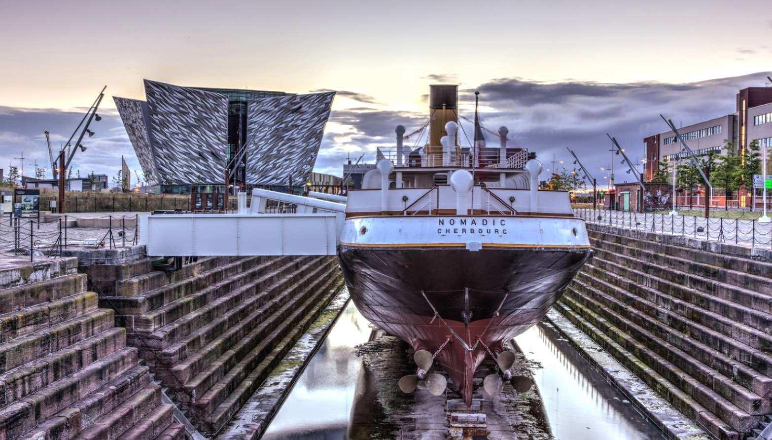 Belfast's Titanic Quarter