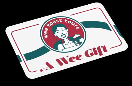 Wee Toast Gift Voucher