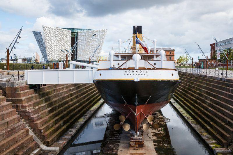 Launching the Titanic